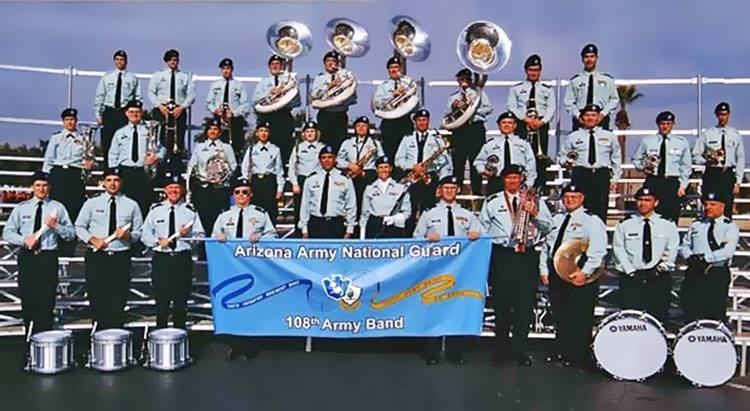 AZ NG 108th Army Band